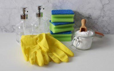 Comment pouvez-vous nettoyer votre salle de bain?
