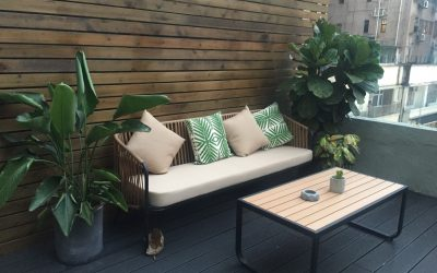 Comment bien aménager la terrasse de votre jardin ?